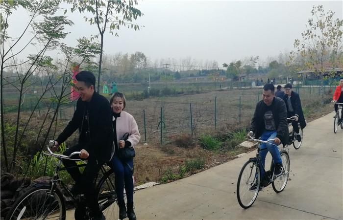 武汉农家乐一日游