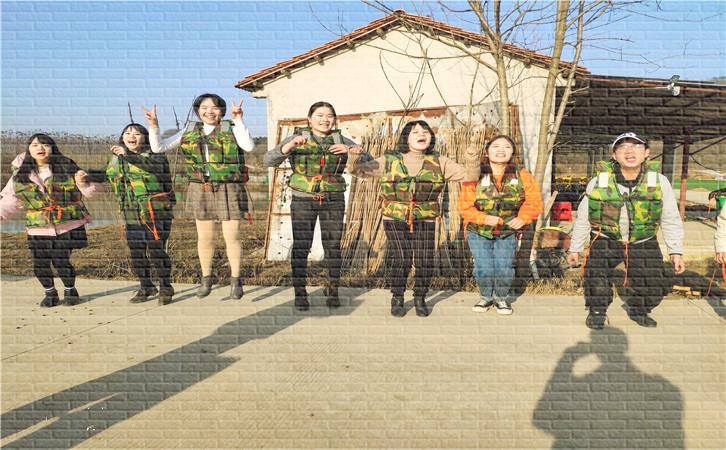 武汉周边农家乐定向寻宝
